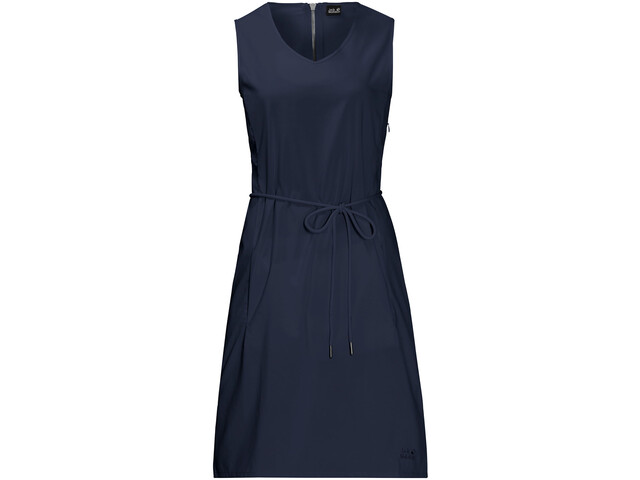 Jack Wolfskin Tioga Road Dress Women midnight blue